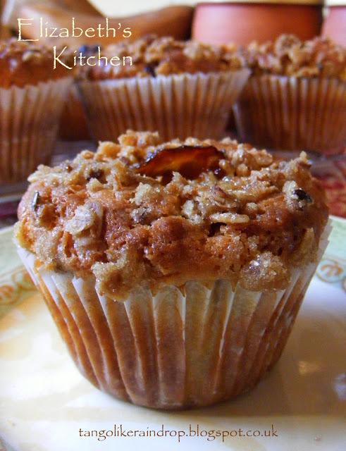 Christmas breakfast muffins from Elizabeth's Kitchen