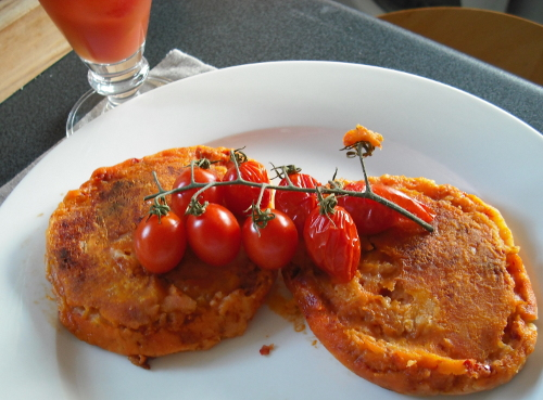 Nduja potato cakes from Foodycat