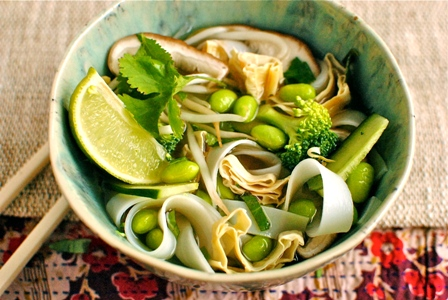In three words: flavoursome Asian goodness