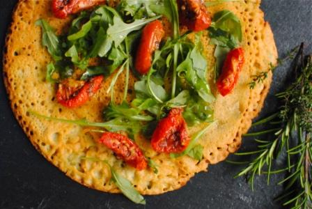 In three words: easy gluten-free nuttiness