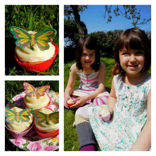 LemonCupcakeCollage