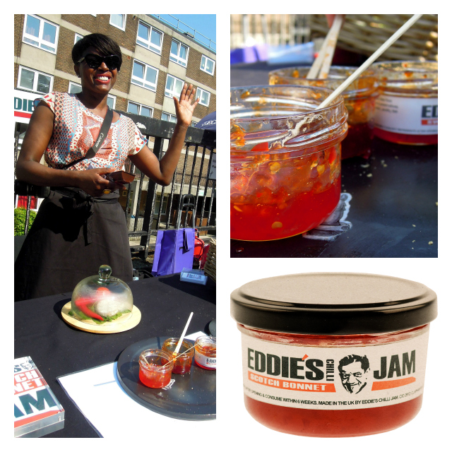 Eddies Chilli Jam Collage