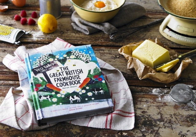 great british farmhouse cookbook