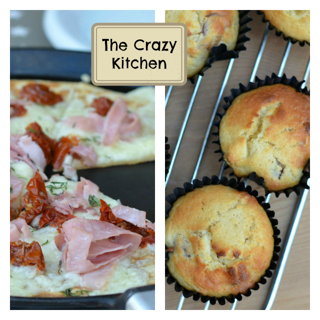 The Crazy Kitchen Collage