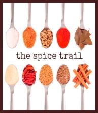 spice trail badge square