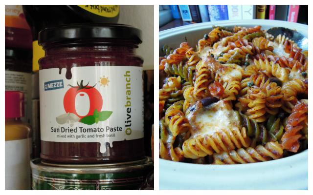 Tomato Paste Collage