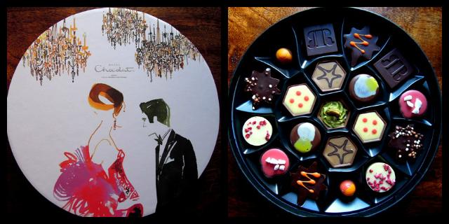 Hotel Chocolat Collage
