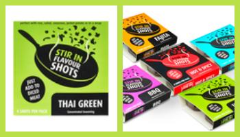thai green Collage