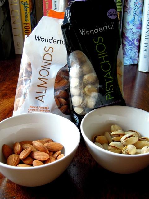Wonderful Pisachios Almonds
