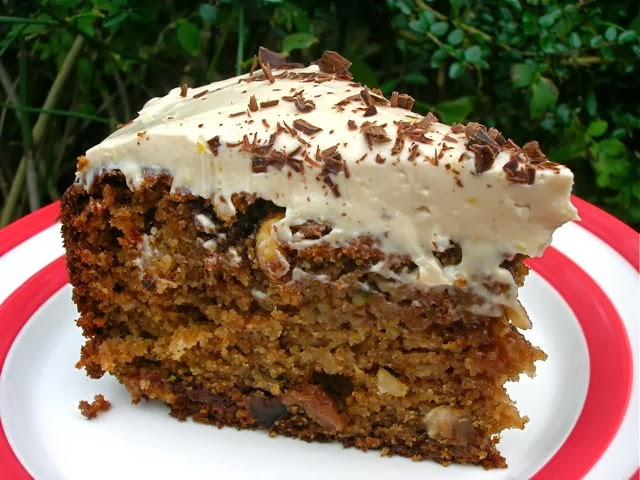 Artichoke Cake Slice