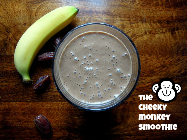 cheeky monkey smoothie