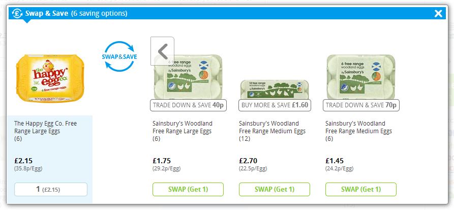 swap and save