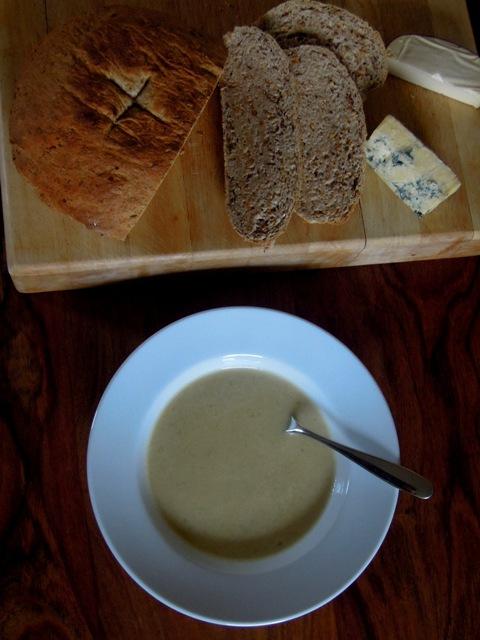 butterbean and garlic soup2 web