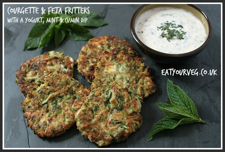 Eat-Your-Veg-Courgette-Fritters-with-a-Yogurt-Dip