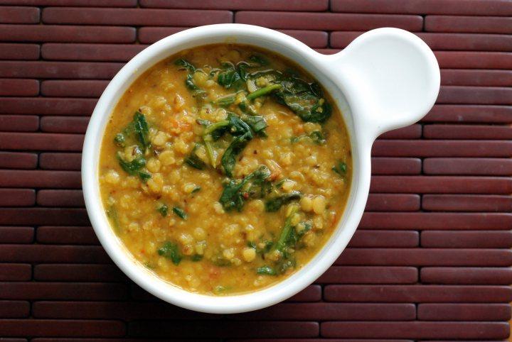 toor dal curry
