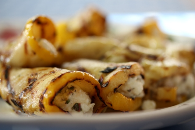 griddled squash2