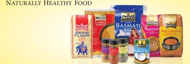 selection of natco products