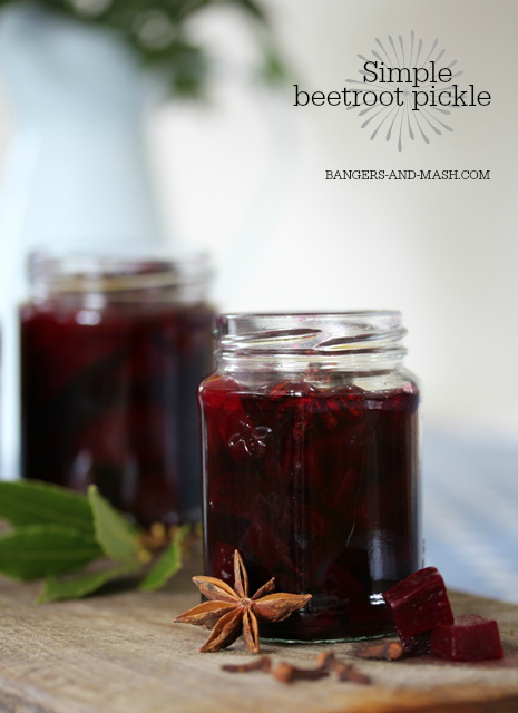 beetroot pickle text