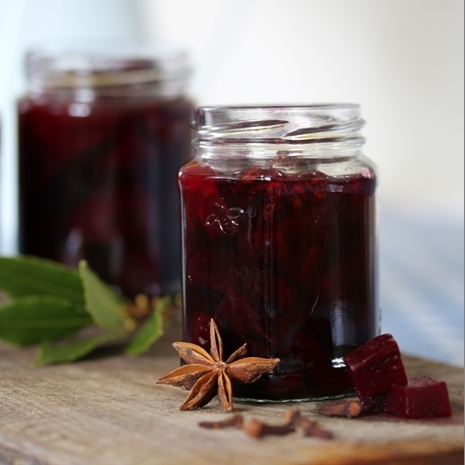 2. Simple Beetroot Pickle