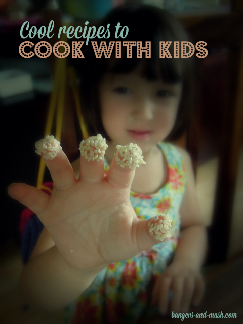 cool recipes to cook with kids