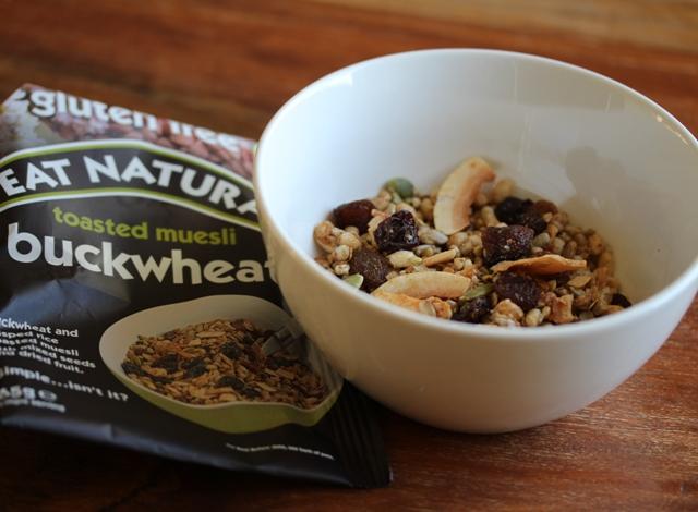 eat natural muesli