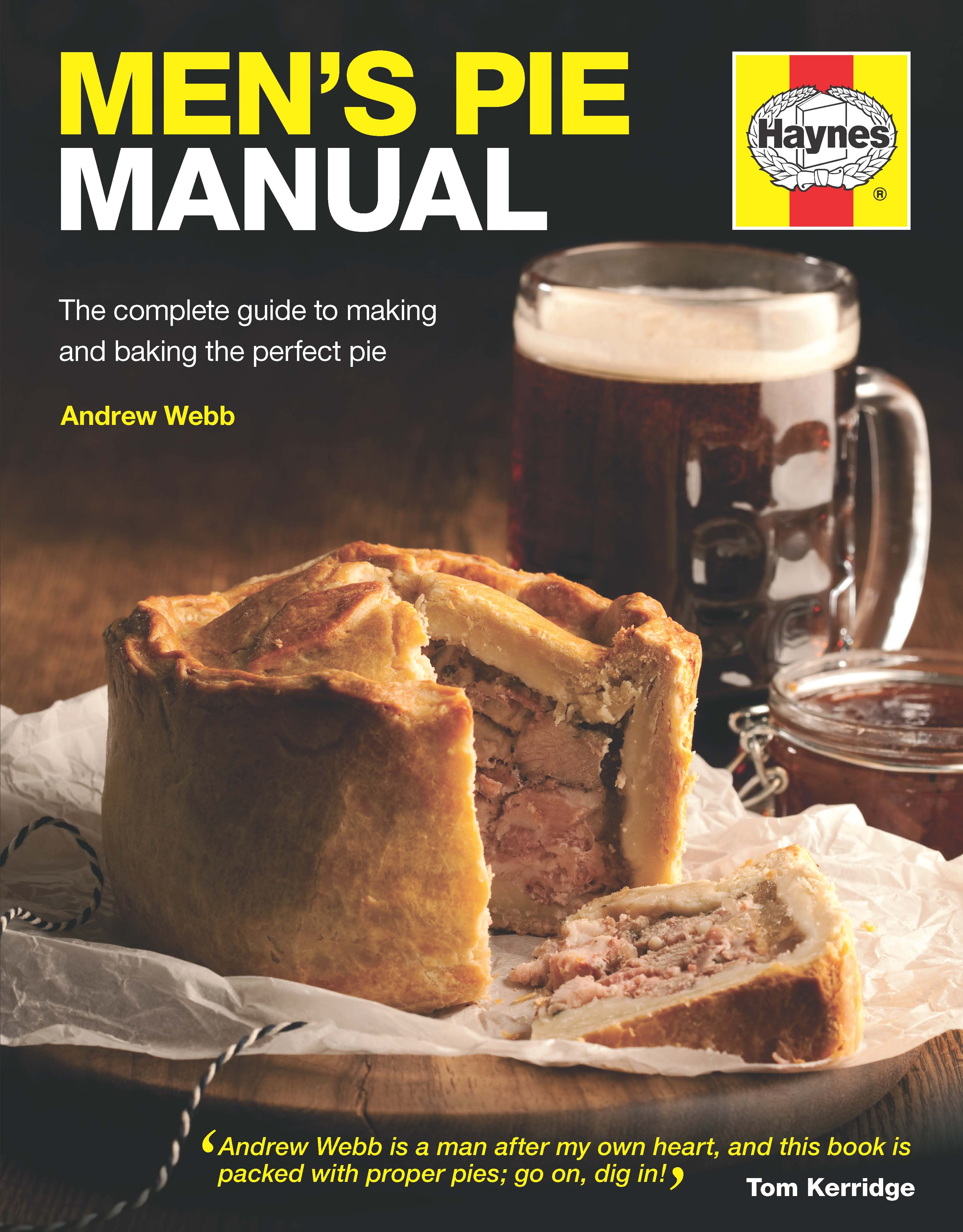 Bangin books mens pie manual plus a hearty oxtail and beef cheek if youre looking for a gift for the foodie bloke in your life can i recommend this latest title from haynes yes thats right forumfinder Gallery