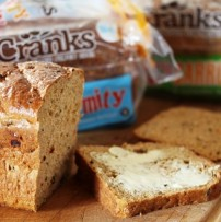 cranks flavoured bread
