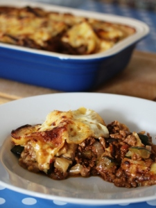 Quorn vegetarian lasagne