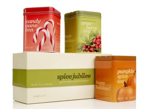 spice jubilee adagio teas