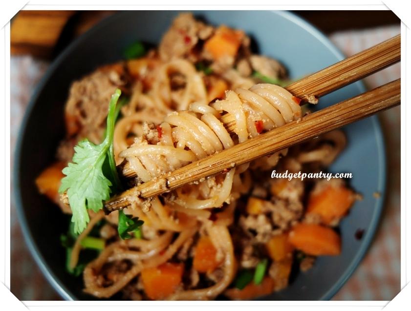 Vietnamese Bo Kho Noodles2