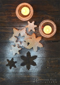 29. Chestnut Maple Snowflakes