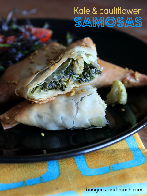 kale and cauliflower samosa 5 text