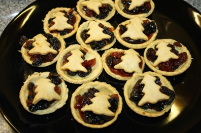 21. Less Sinful Mince Pies
