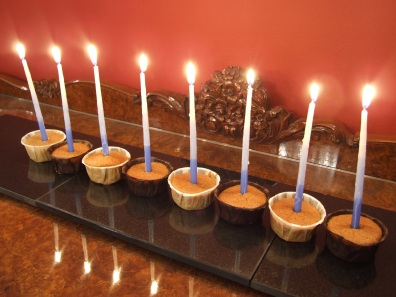 14. Spiced Olive Oil Cupcakes for Chanukah