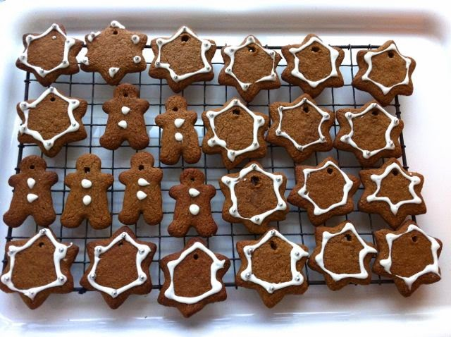 16. Spicy Gingerbread with Limoncello Icing
