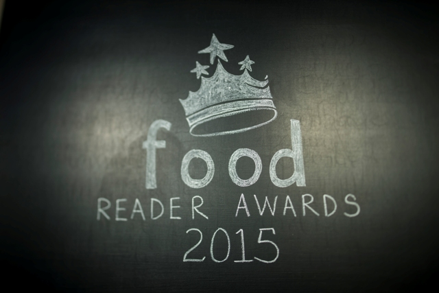 Food Reader Awards 2015
