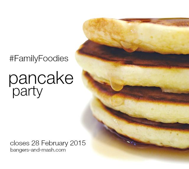 pancake text