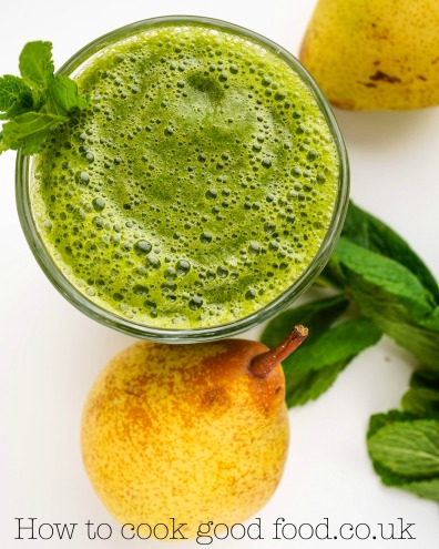 3. Green Goddess Smoothie