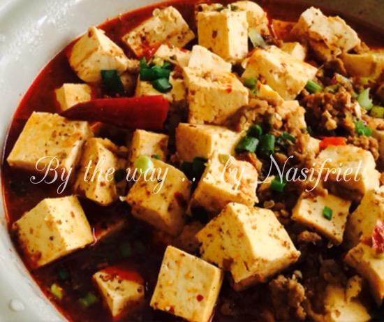 26. Mapo Tofu
