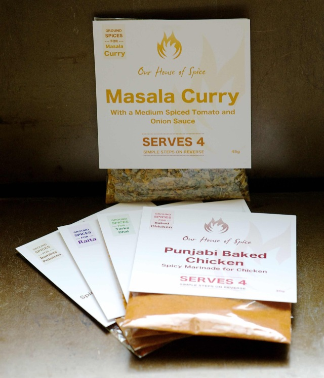 Spice Packets