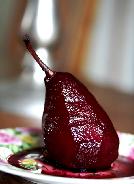 poached pear 2