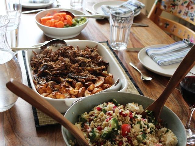 10. Overnight Roast Lamb with Ras-el-Hanout