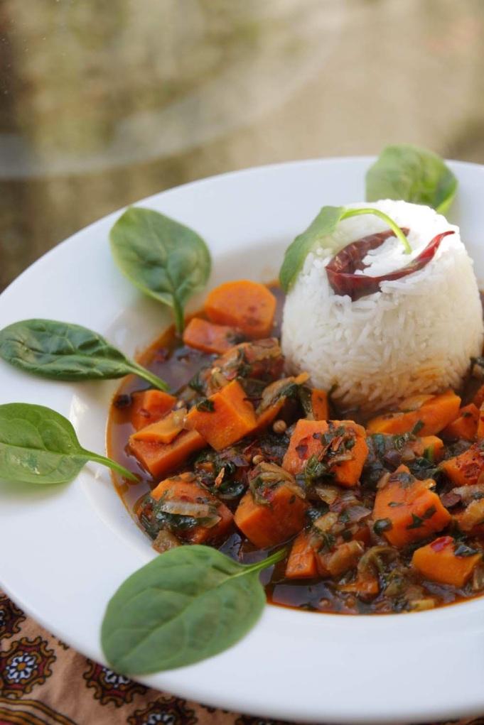 9. Ethiopian Eritrean Inspired Zigni Vegetable Broth