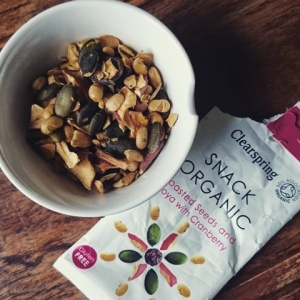 Clearspring snack organic