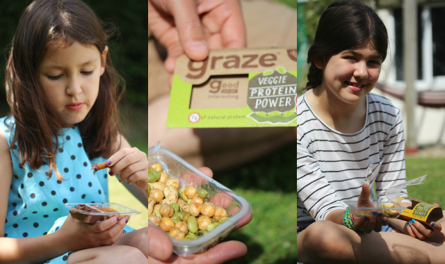 Graze Collage