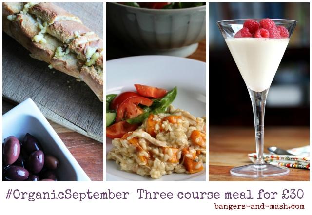 Organic September Collage