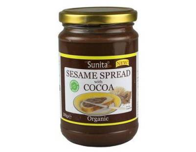 Sunita Sesame Spread with Cocoa