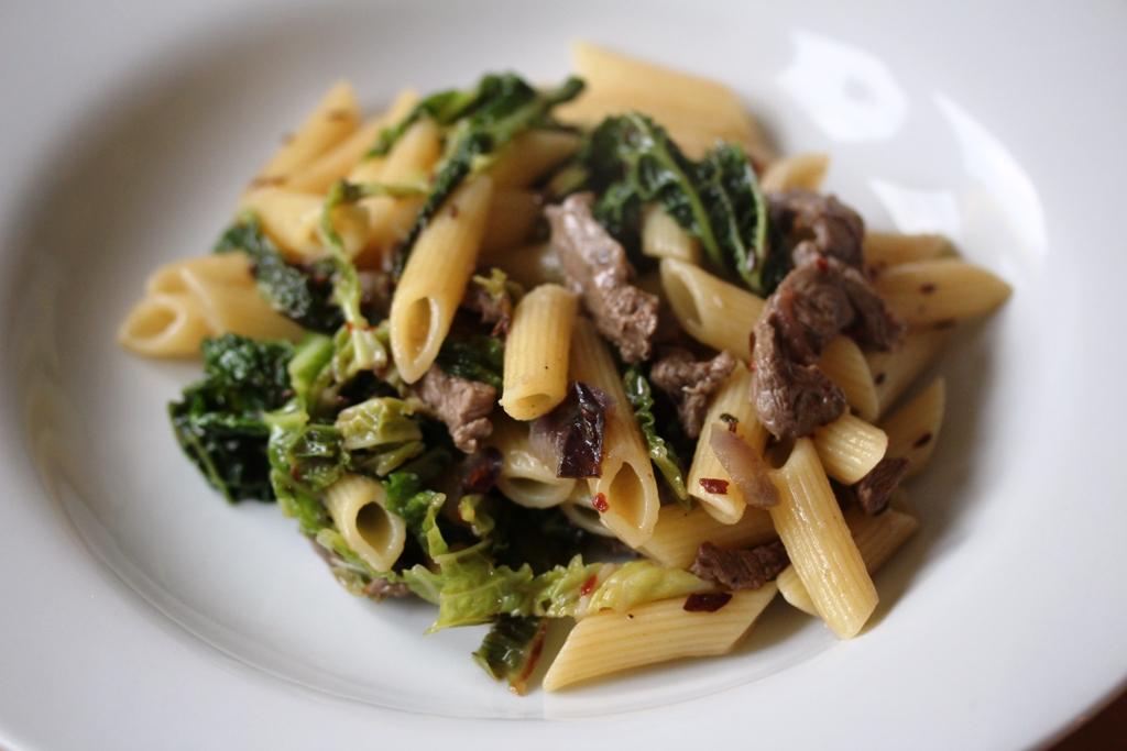 beef pasta 2