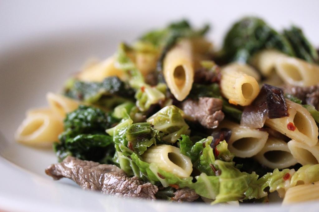 beef pasta 3
