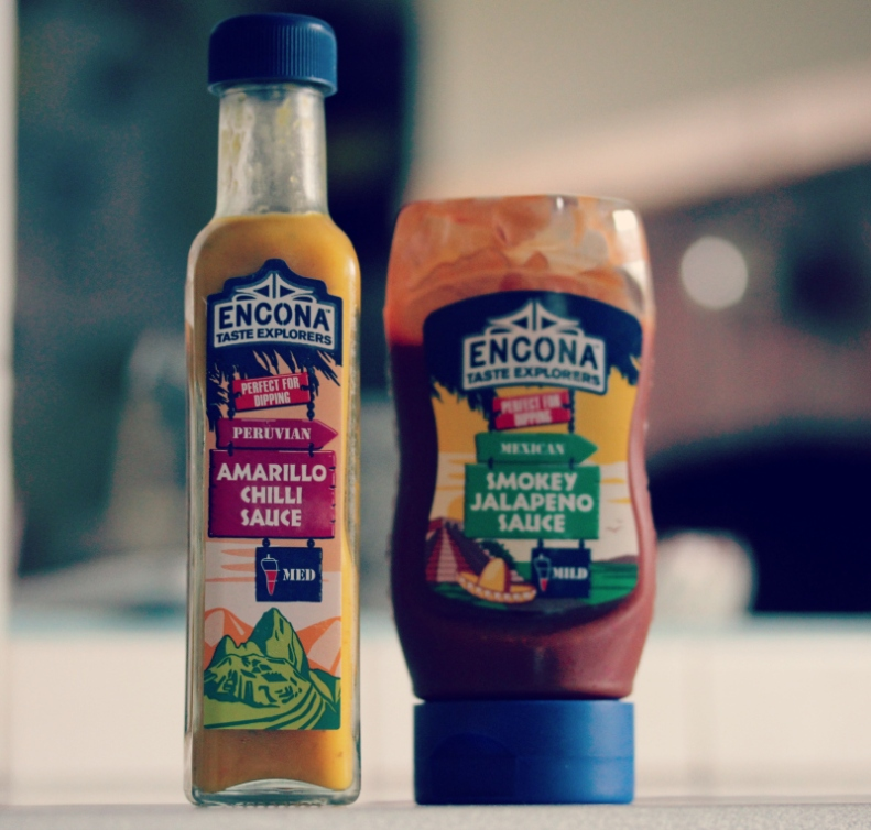 4. Peruvian and Mexican sauces